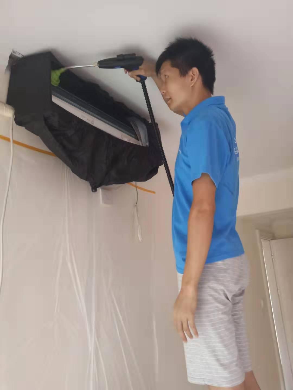 南宁家电清洗公司、空调清洗价格