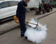 公共社区灭蚊除蟑